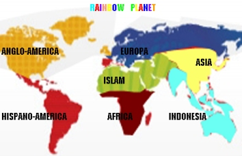 The original 7 cultures of Wor(l)d prophets