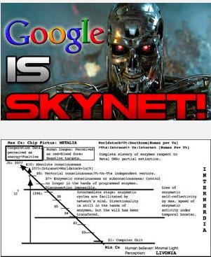 google skynet evol