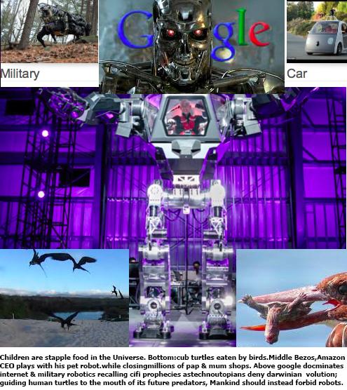 robots bezos